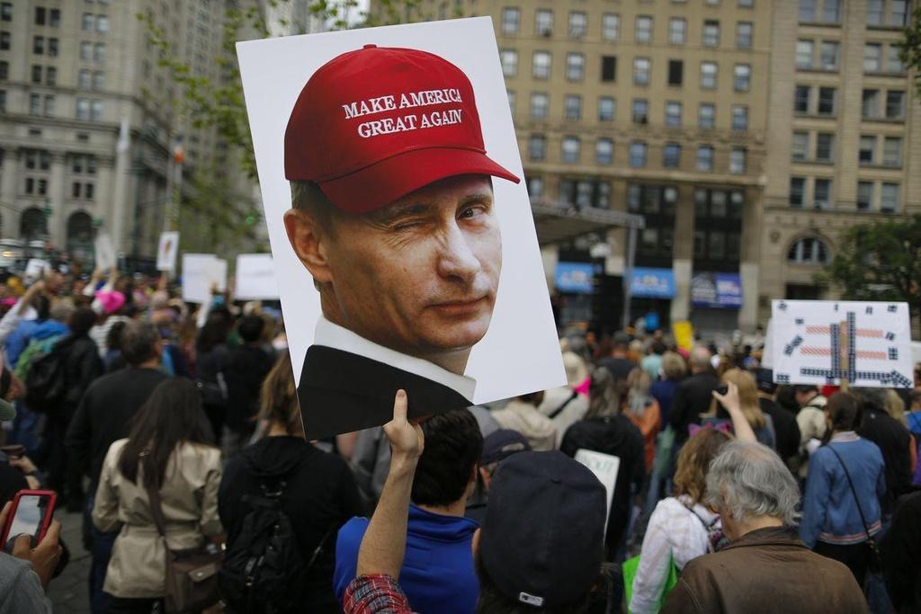 Cuoc gap Trump - Putin ben le G20: Van co bi mat kho giai ma hinh anh 2