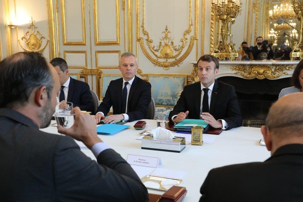 tong thong Macron anh 2