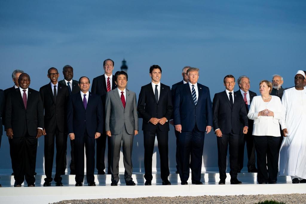 hoi nghi G7 nam 2019 anh 1