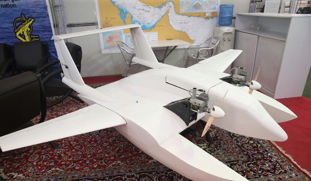 Iran, Hezbollah thach thuc Israel ve cong nghe drone cho chien tranh hinh anh 2