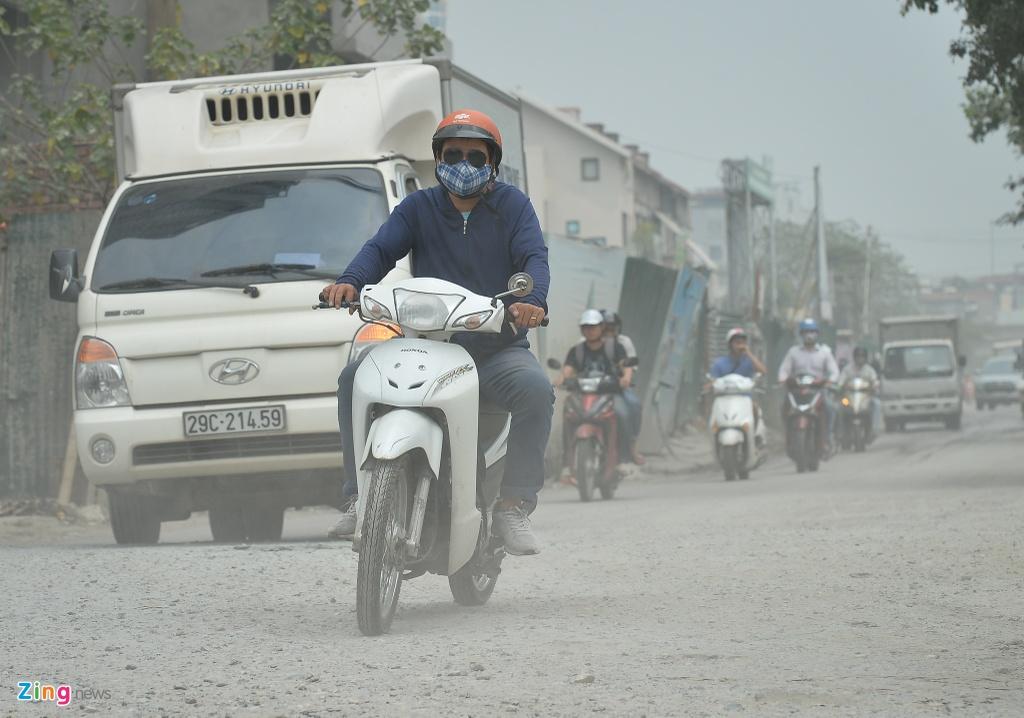 Đối phó 5 nguồn gây ô nhiễm không khí kỷ lục ở Hà Nội
