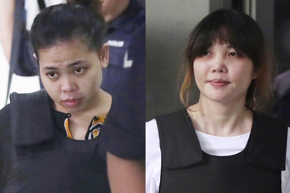 Co gai Indonesia lan dau ke ve nghi an am sat Kim Jong Nam hinh anh 1