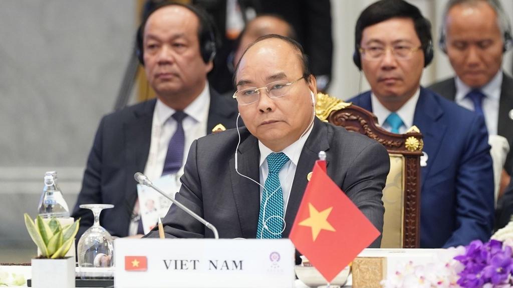 VN lam chu tich ASEAN: Bien Dong, canh tranh My - Trung la thach thuc hinh anh 1