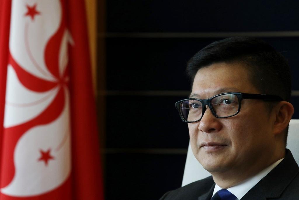 '31.000 canh sat Hong Kong se khong the tu cham dut duoc bieu tinh' hinh anh 1