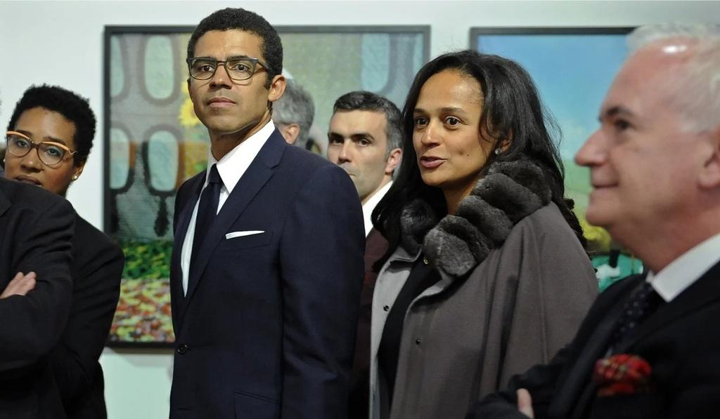 Bà Isabel dos Santos mới bị lật tẩy là đã đánh cắp hàng trăm triệu USD từ ngân sách của Angola. Ảnh: AP.