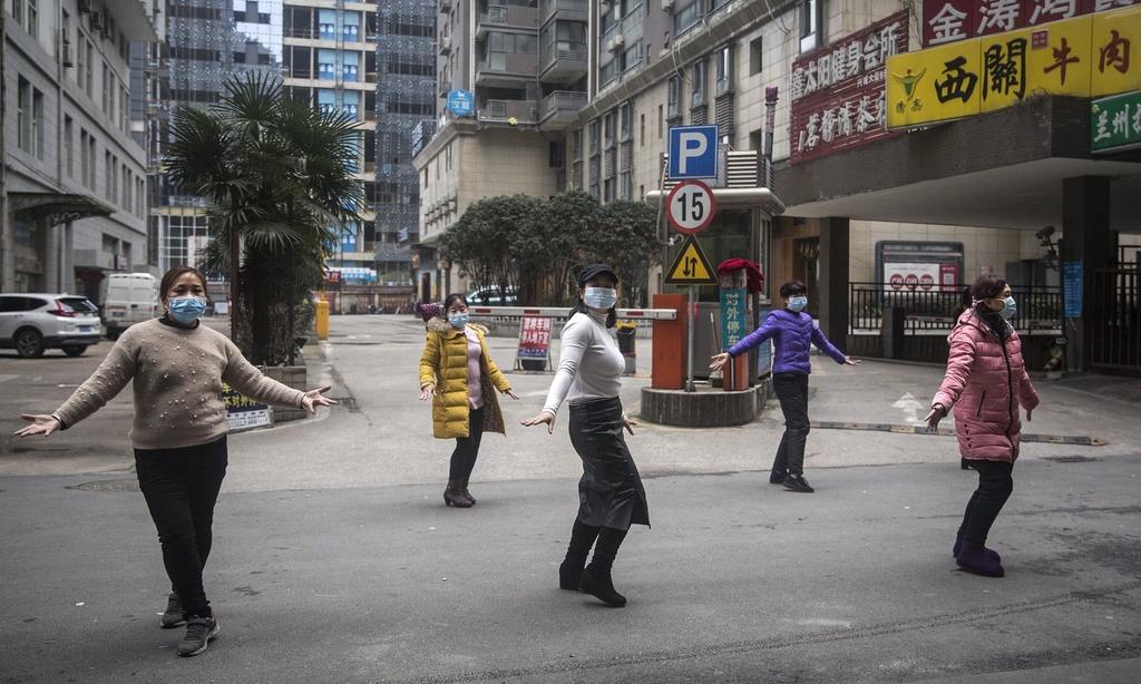 Nguoi Viet song bang 'tinh than thep' o tam bao dich Vu Han hinh anh 13 vu_han_7_Getty_Images.jpg
