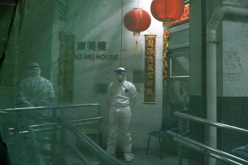 Trung Quoc keu goi tro lai lam viec, nhung khap noi van vang lang hinh anh 8 800.jpeg