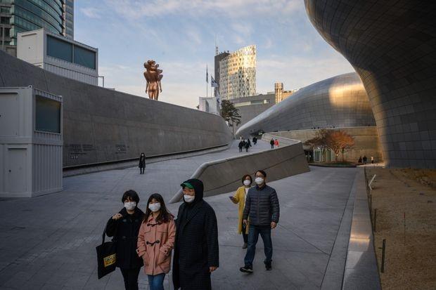 An gi, ngoi ghe so may - Han Quoc biet 'tung ly' ve moi ca benh corona hinh anh 1 im_154865_Seoul_AFP.jpg