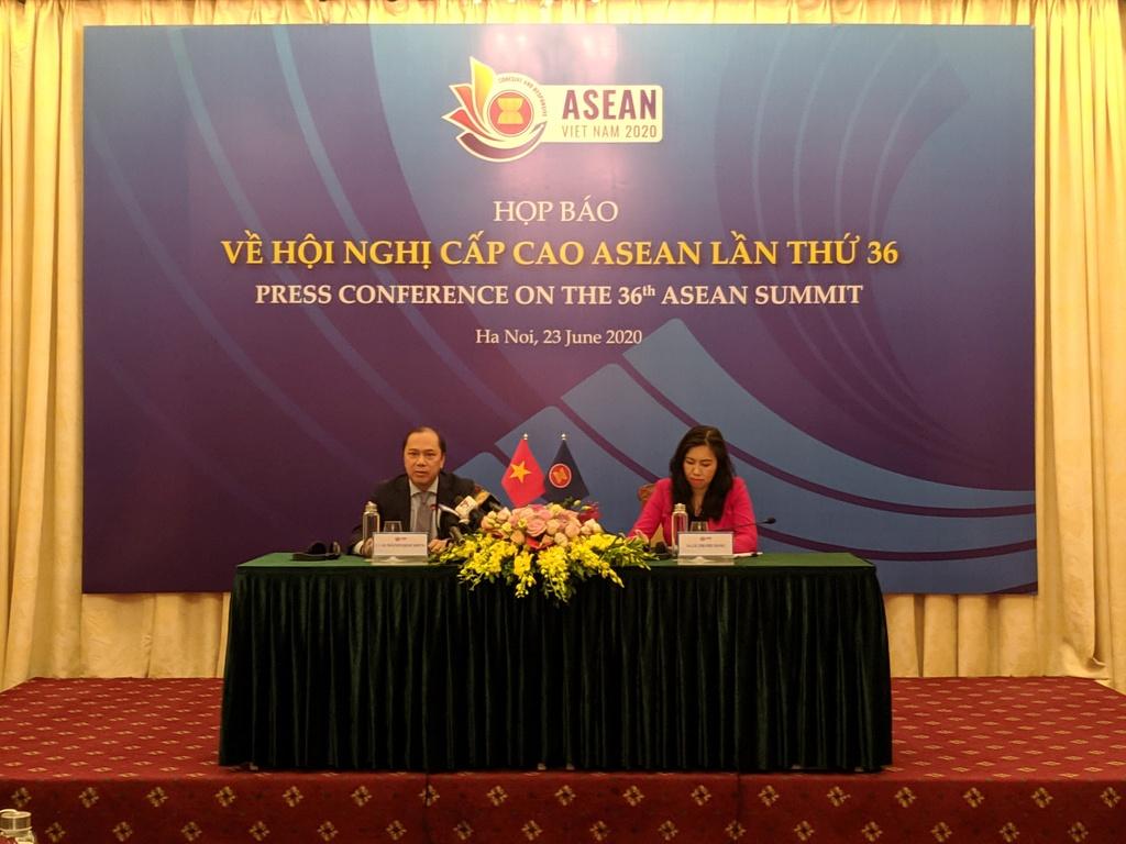 hoi nghi cap cao ASEAN anh 1