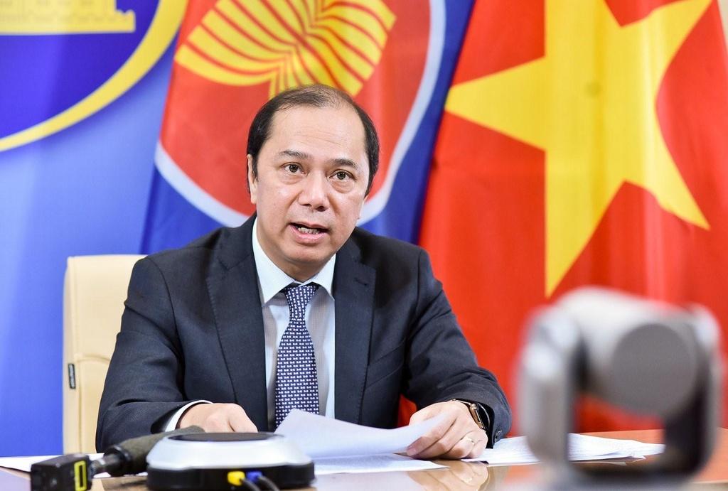 hoi nghi cap cao ASEAN anh 2