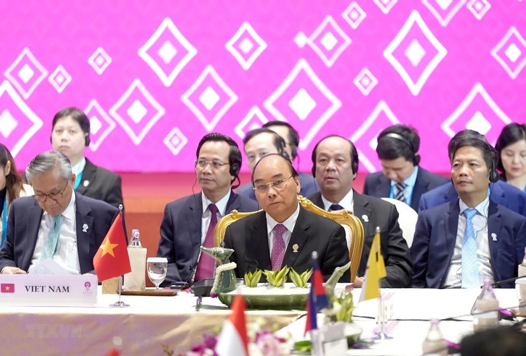 hoi nghi cap cao ASEAN anh 3