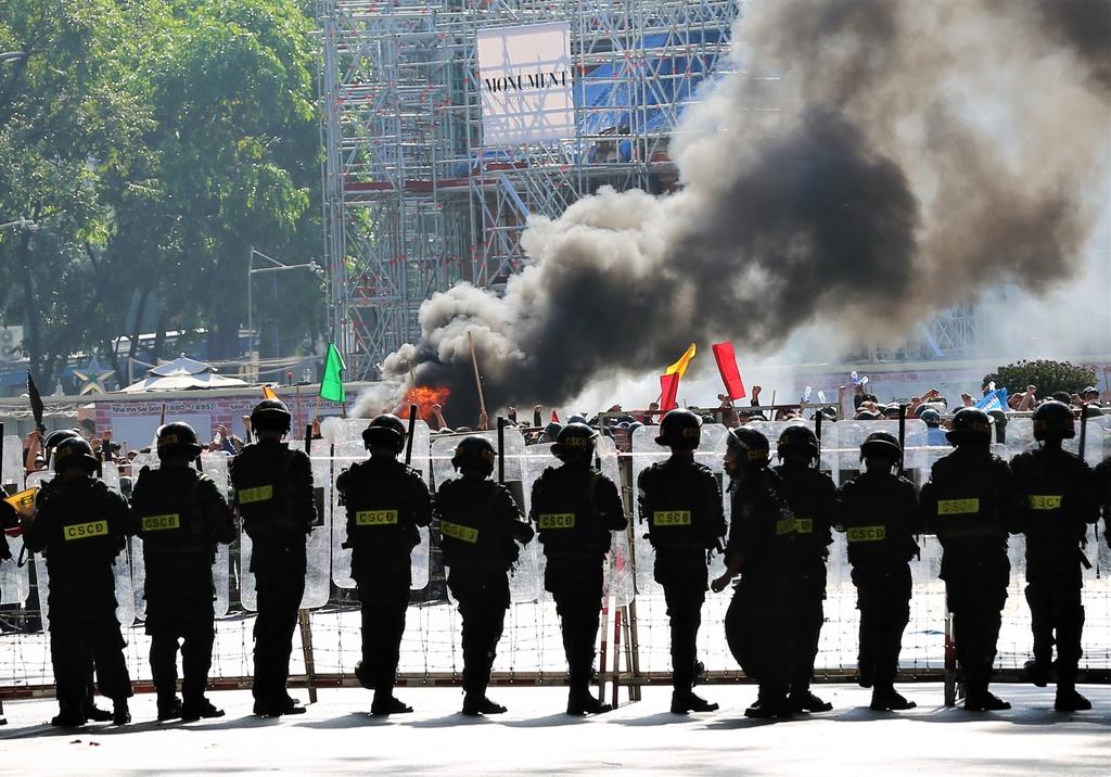 4.000 người diễn tập chống khủng bố ở TP.HCM