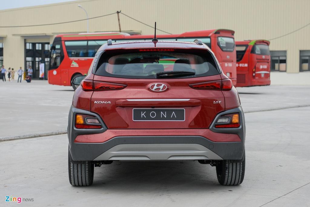 Ford EcoSport va Hyundai Kona xe nao dang mua. anh 6