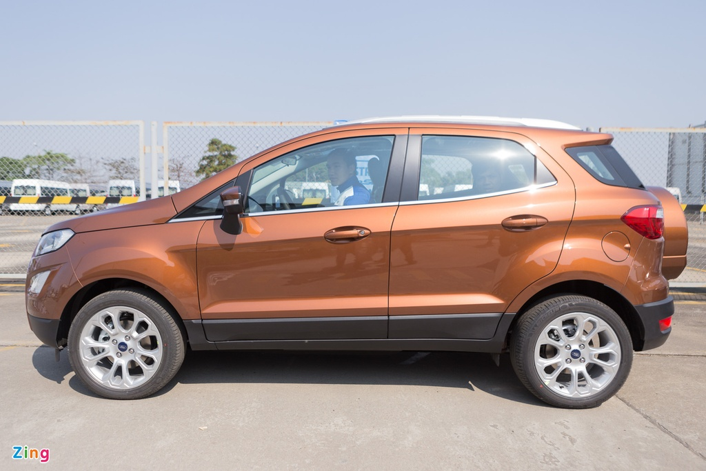 Ford EcoSport va Hyundai Kona xe nao dang mua. anh 3
