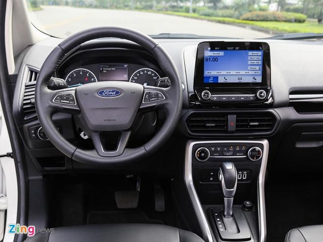 Ford EcoSport va Hyundai Kona xe nao dang mua. anh 7