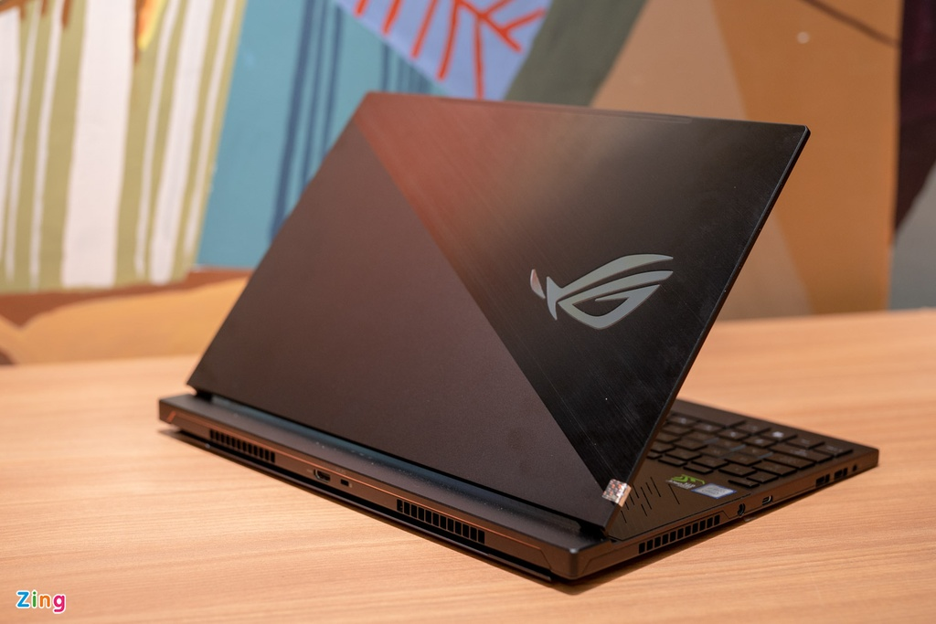 Danh gia ROG Zephyrus S - laptop gaming mong nhat the gioi hinh anh 2