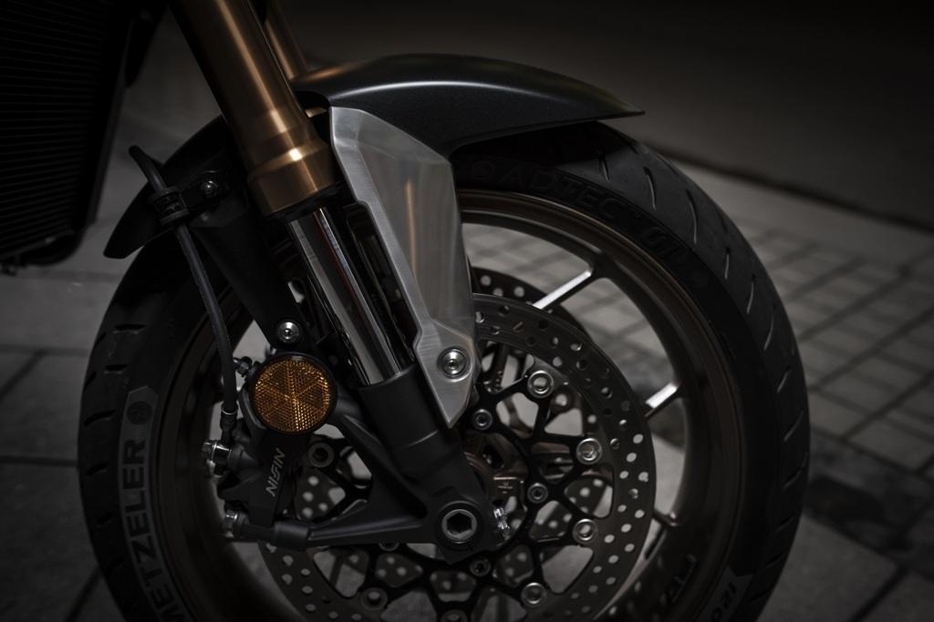 Honda CB650R ra mat VN, nhap tu Thai Lan, gia 246 trieu dong hinh anh 6