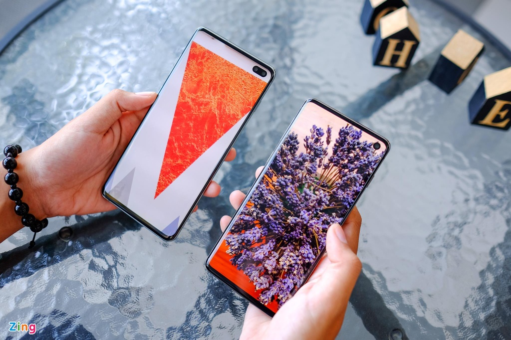 danh gia samsung galaxy s10 Plus anh 3