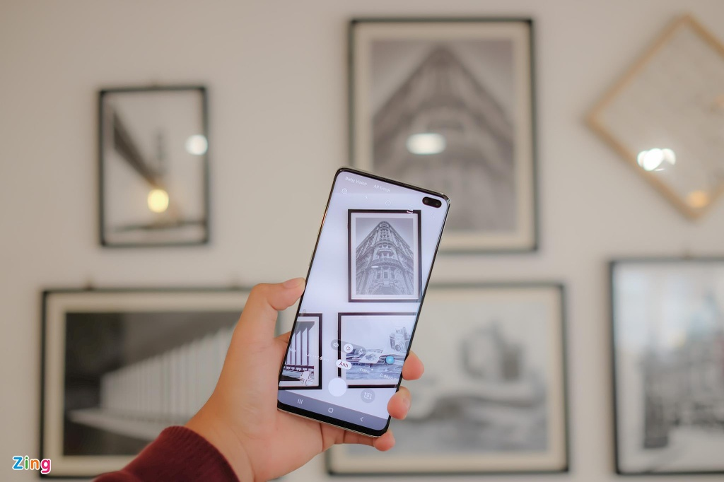 danh gia samsung galaxy s10 Plus anh 1