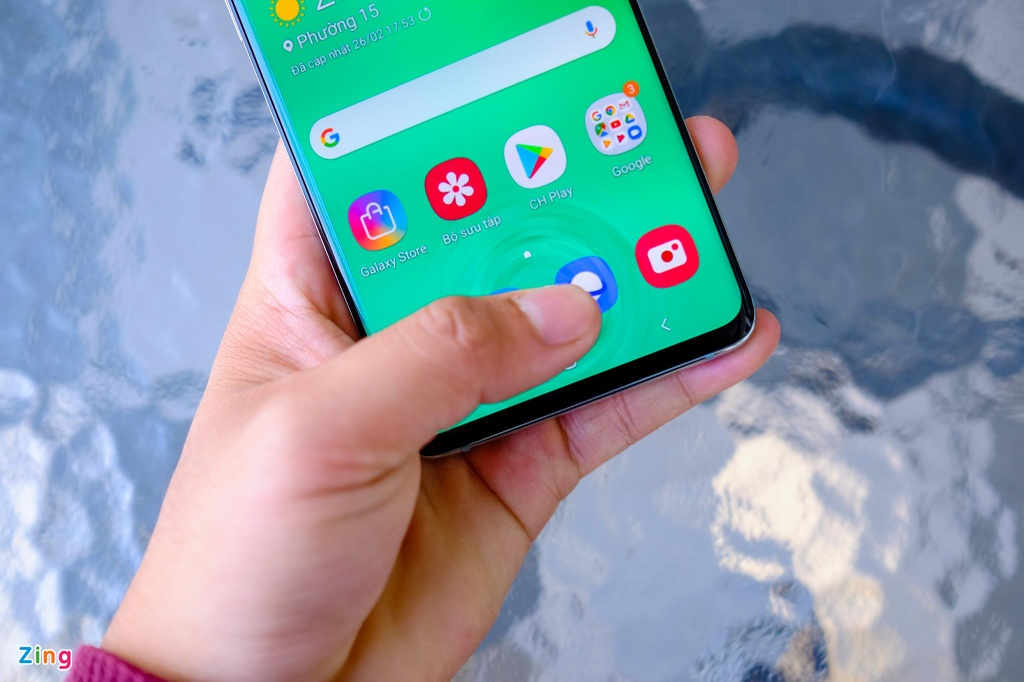 danh gia samsung galaxy s10 Plus anh 8