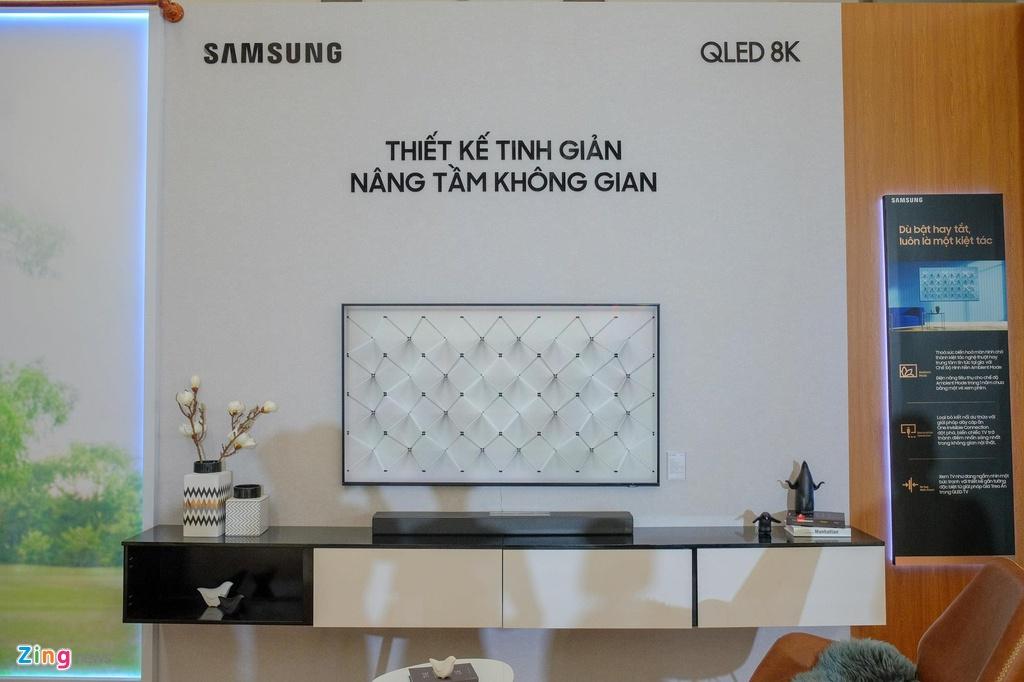 Samsung ra mat TV QLED 8K dau tien tai Viet Nam hinh anh 6