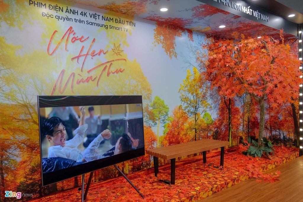 Samsung ra mat TV QLED 8K dau tien tai Viet Nam hinh anh 9