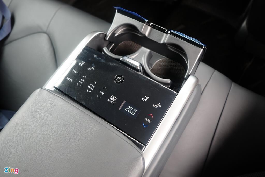 Toyota Camry 2019 ra mat,  1 ty va 1, 2 ty cho 2 phien ban anh 10