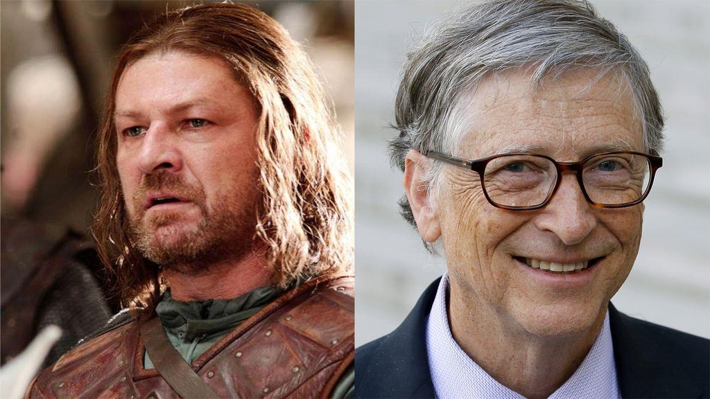 Bill Gates, Mark Zuckerberg la ai trong Game of Thrones? hinh anh 4