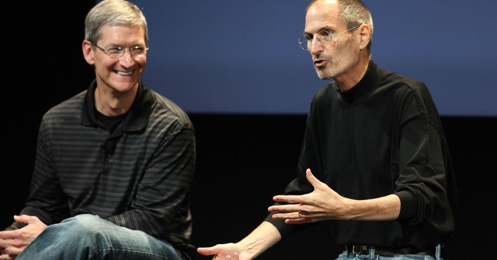 Tim Cook va hanh trinh tim loi di cho Apple thoi 'hau iPhone' hinh anh 2