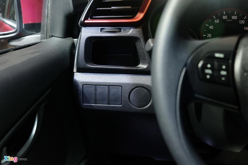 Honda Brio ra mat doi dau VinFast Fadil, gia tu 418 trieu dong hinh anh 9