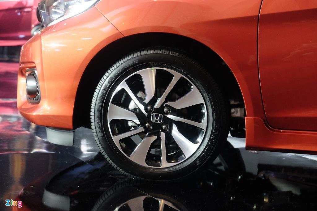 Honda Brio ra mat doi dau VinFast Fadil, gia tu 418 trieu dong hinh anh 6