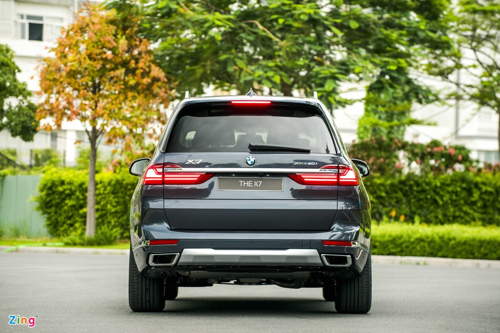 Chi tiet BMW X7 ra mat VN, SUV sang co lon gia 7,5 ty dong hinh anh 4