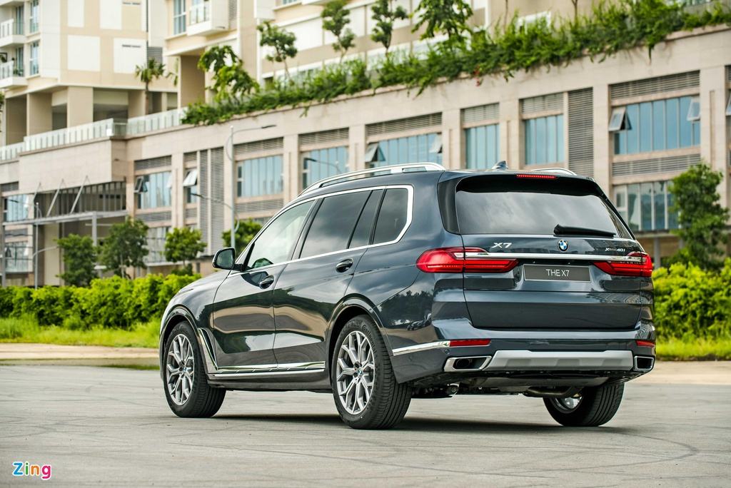 Chi tiet BMW X7 ra mat VN, SUV sang co lon gia 7,5 ty dong hinh anh 5