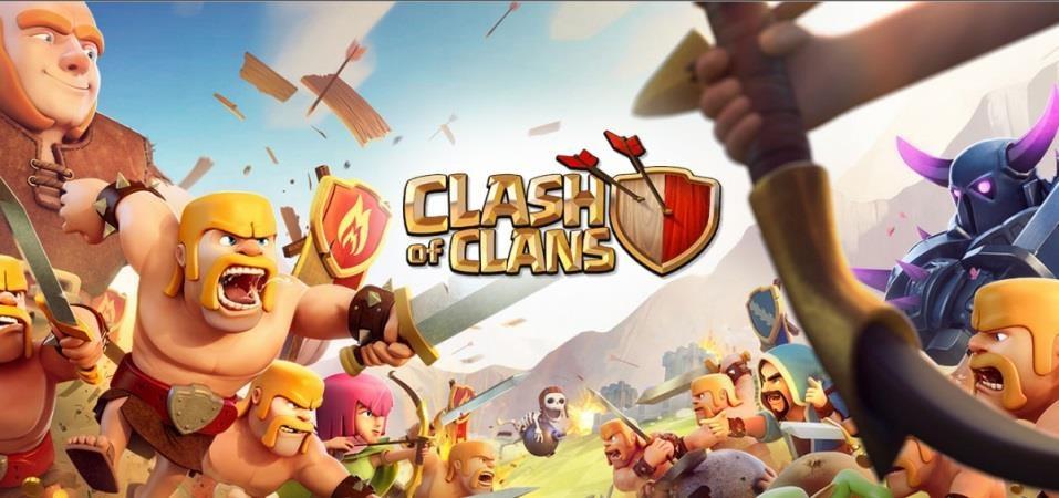 Vào đầu tháng 7, nhiều game của nhà phát hành Supercell như Clash of Clans, Clash Royale đã bị xóa khỏi kho ứng dụng tại Việt Nam. Ảnh: Supercell.