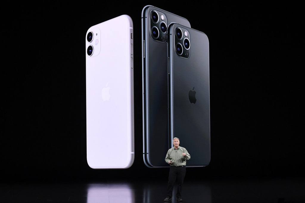 Khong co 5G, iPhone 11 co the tham bai o Trung Quoc hinh anh 1