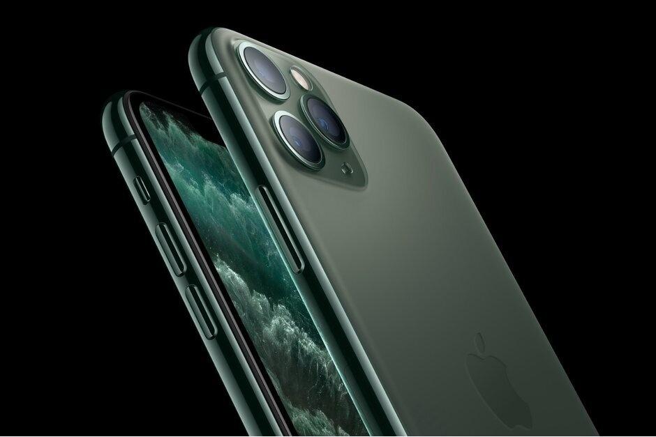 Khong co 5G, iPhone 11 co the tham bai o Trung Quoc hinh anh 2