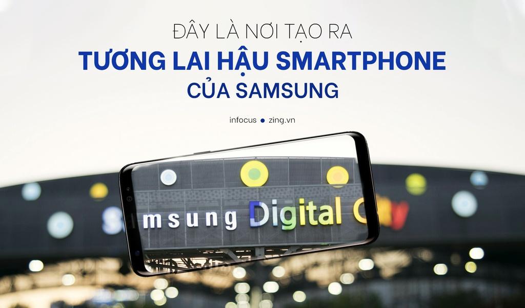 Ben trong can cu bi mat - noi quyet dinh tuong lai cua Samsung hinh anh 2