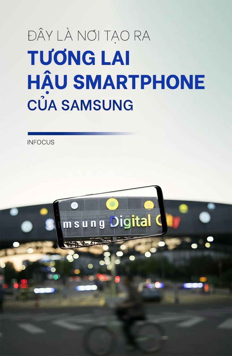 Ben trong can cu bi mat - noi quyet dinh tuong lai cua Samsung hinh anh 1