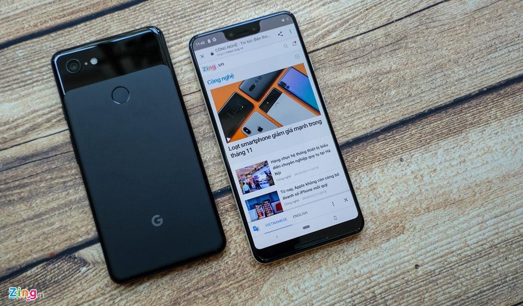 Vi sao Google Pixel thu hut dan cong nghe du thiet ke xau, hay loi? hinh anh 2