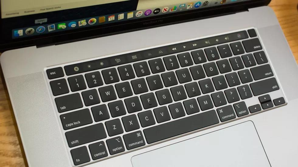 MacBook Pro 16 inch ra mat - ban phim moi, gia toi da 6.100 USD hinh anh 2