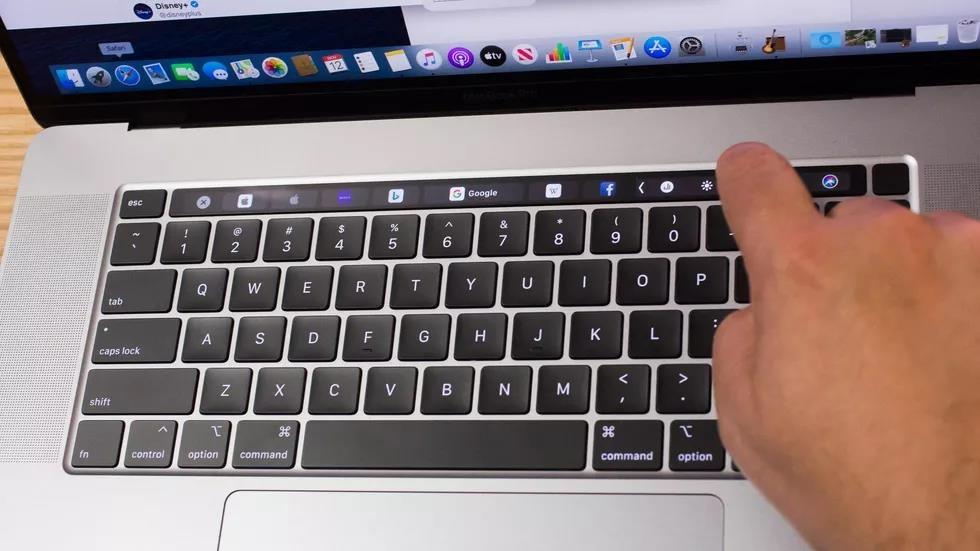 MacBook Pro 16 inch ra mat - ban phim moi, gia toi da 6.100 USD hinh anh 6