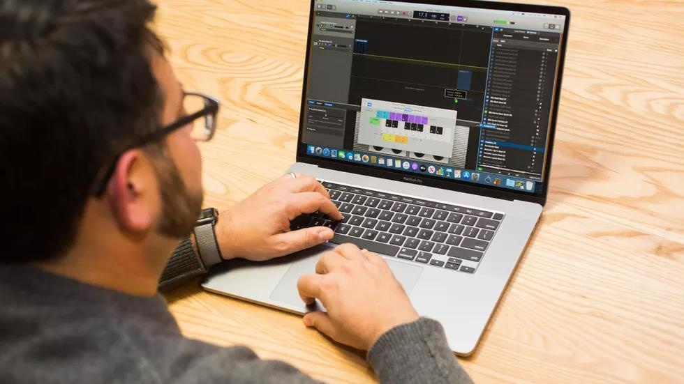 MacBook Pro 16 inch ra mat - ban phim moi, gia toi da 6.100 USD hinh anh 15