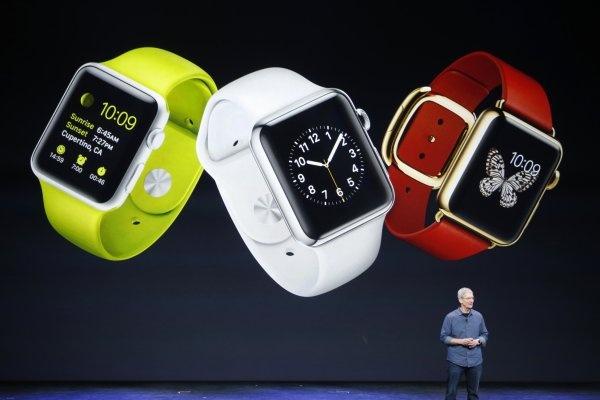Apple Watch moi la vu khi loi hai nhat cua iOS luc nay hinh anh 1