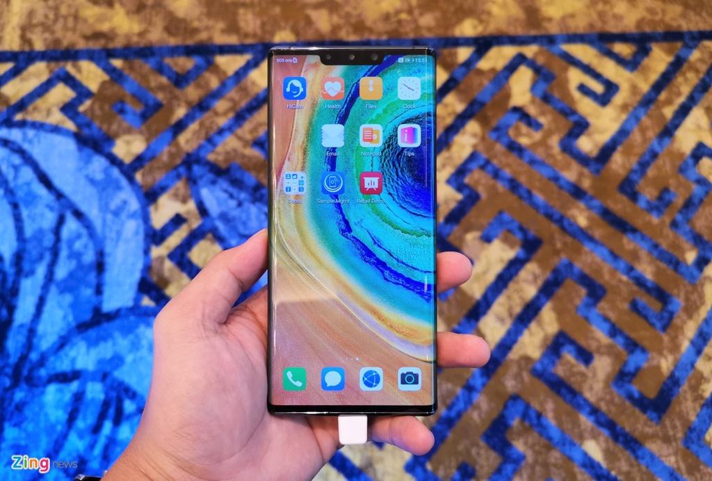 Samsung va Huawei ban dien thoai theo cach la anh 3