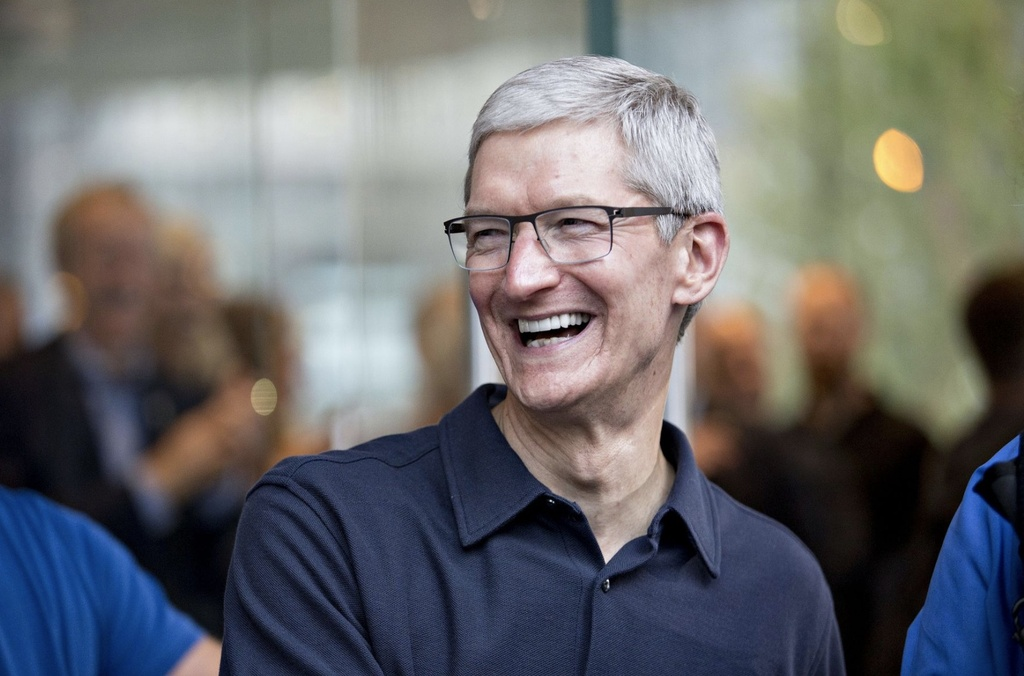 'Khu vuon dong' cua Apple ngay cang rong cua hinh anh 3 Tim_Cook_3.jpg