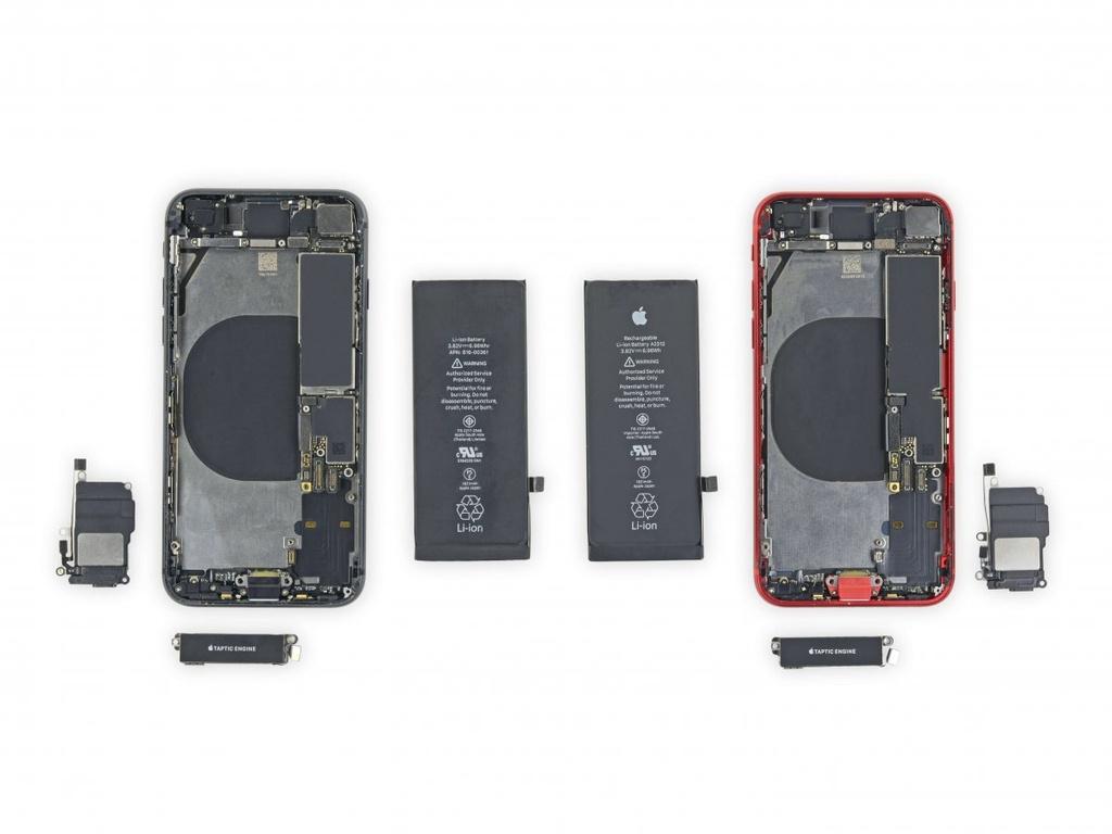 Muon biet vi sao Apple giau, hay nhin vao chiec iPhone SE hinh anh 2 iPhone_SE_tear_down.jpeg
