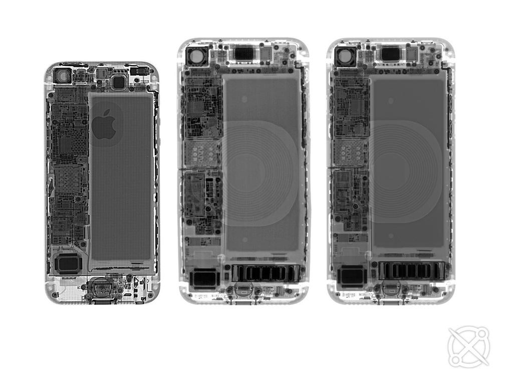 Muon biet vi sao Apple giau, hay nhin vao chiec iPhone SE hinh anh 3 iPhone_SE_tear_down_2.jpeg