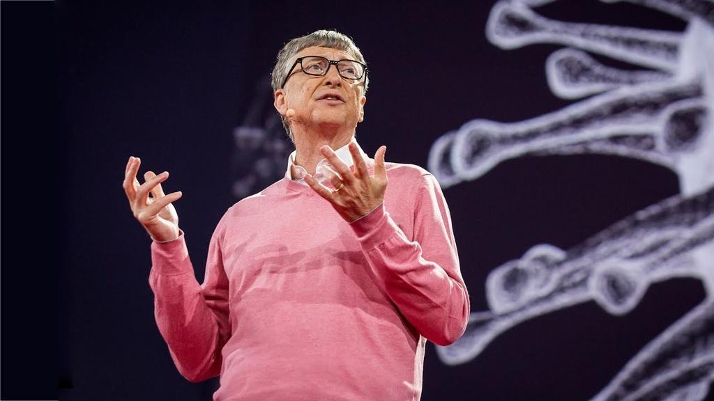 Bill Gates khac voi nhung gi chung ta biet hinh anh 2 TED_Talk.jpg