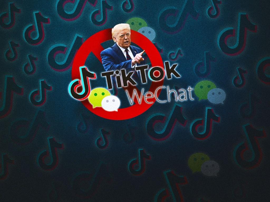 Phải chăng ông Trump chỉ đang 'dọa' WeChat và <em>TikTok</em>?