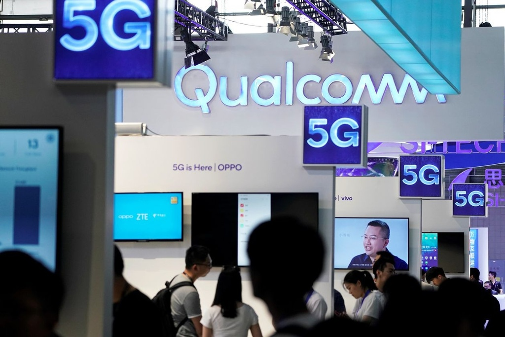 qualcomm muon ban chip cho huawei anh 3